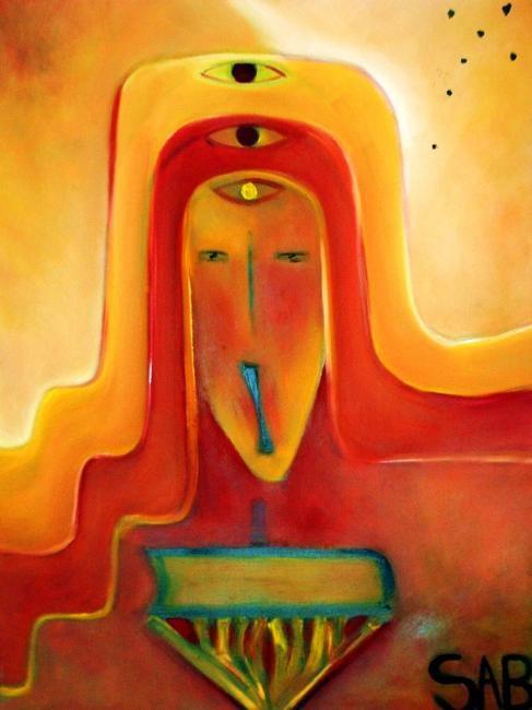Sylvia Adjabroux - Réponse à Munch