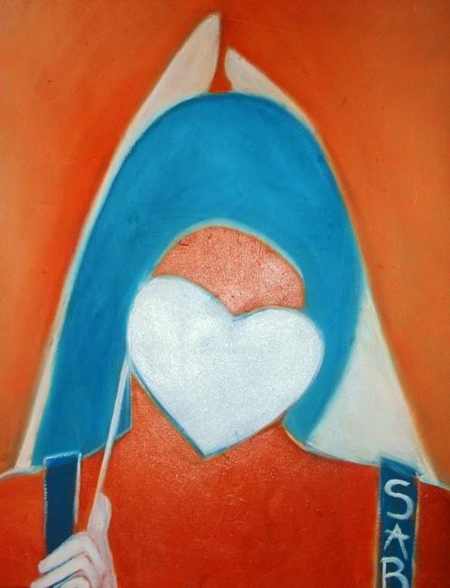 Sylvia Adjabroux - Ange au coeur blanc