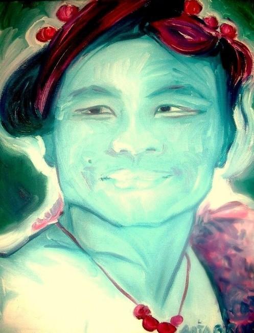 Sylvia Adjabroux - Yang Ming Wi