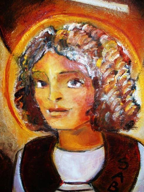 Sylvia Adjabroux - Ange Noa