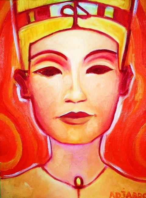Sylvia Adjabroux - Nefertiti