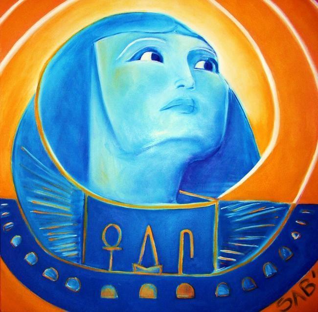 Sylvia Adjabroux - Sphinx