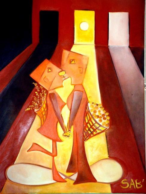 Sylvia Adjabroux - Danse du pain et du vin