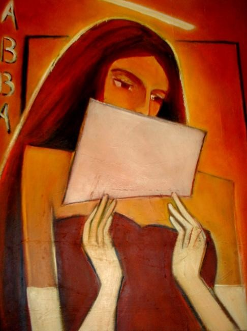 Sylvia Adjabroux - Lettre du Père