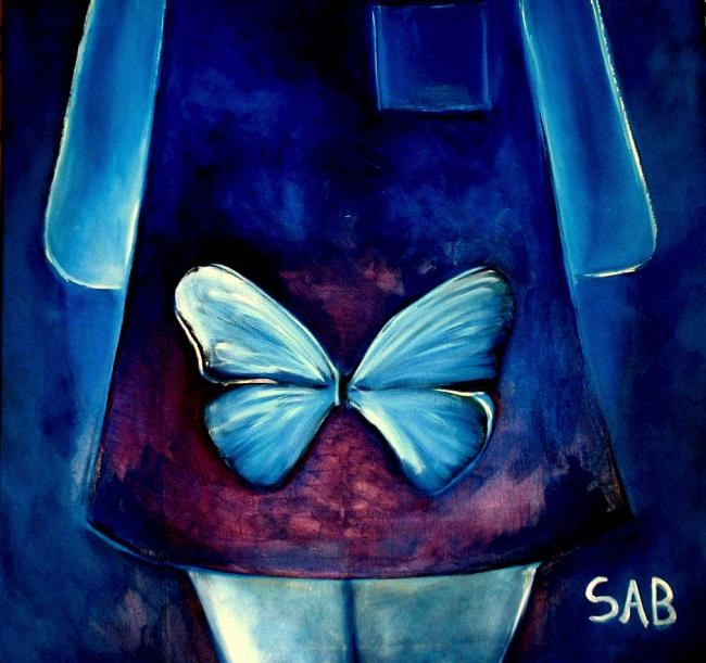 Sylvia Adjabroux - Sacré Papillon