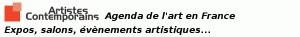 Artistes Contemporains, agenda de l'Art en France et annuaire des artistes de la Maison des Artistes